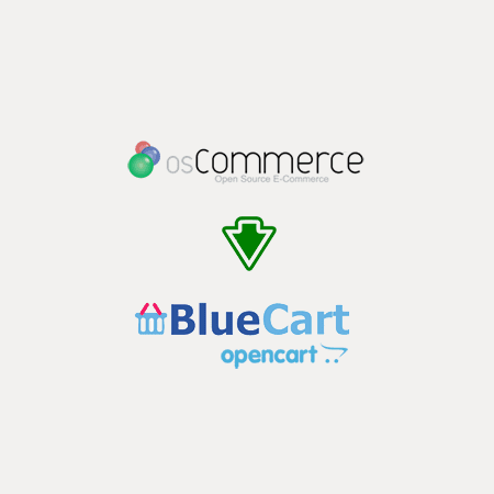 Migrare Oscommerce Opencart