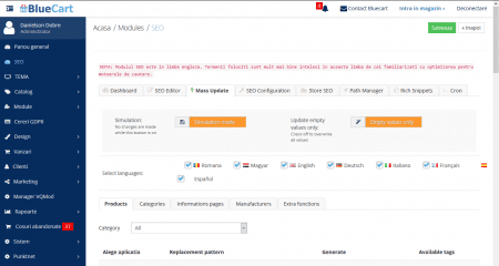Seo Booster Opencart 2