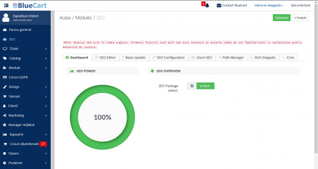 Seo Booster Opencart 4
